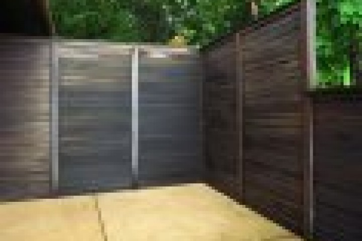 Alumitec Back yard fencing 720 480