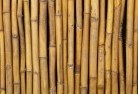 Abergowrie Bamboo fencing 2