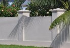 Abergowrie Barrier wall fencing 1