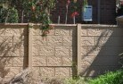 Abergowrie Barrier wall fencing 3
