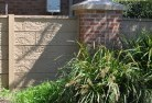 Abergowrie Barrier wall fencing 4