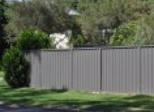 Kwikfynd Colorbond fencing abergowrie