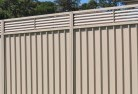 Abergowrie Corrugated fencing 5