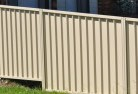 Abergowrie Corrugated fencing 6