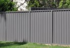 Abergowrie Corrugated fencing 9