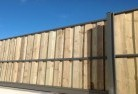 Abergowrie Lap and cap timber fencing 1