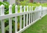 Picket fencing Alumitec