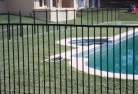Abergowrie Pool fencing 2