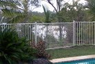 Abergowrie Pool fencing 3
