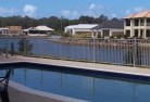 Abergowrie Pool fencing 5