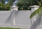 Abergowrie Privacy fencing 27