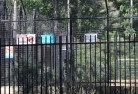 Abergowrie Security fencing 18