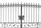 Abergowrie Wrought iron fencing 10