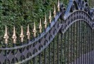 Abergowrie Wrought iron fencing 11