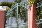 Abergowrie Wrought iron fencing 12