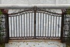 Abergowrie Wrought iron fencing 14