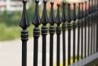 Abergowrie Wrought iron fencing 8